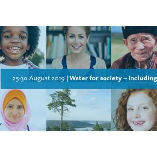 World Water Week 2019 Stockholm
