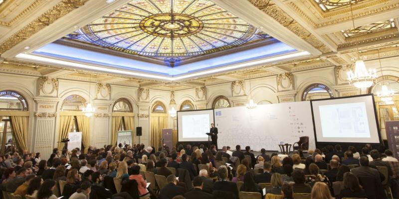 Building Health Bucharest International Forum