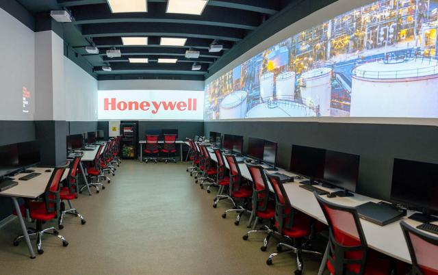 laborator HONEYWELL
